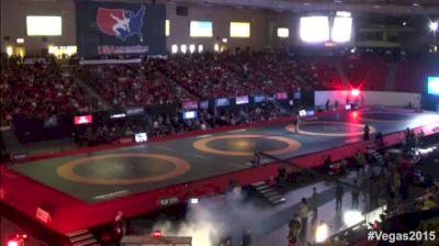 65kg Finals Brent Metcalf (NYAC) vs. Jordan Oliver (Sunkist)