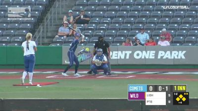 Full Replay - 2019 Cleveland Comets vs Canadian Wild - Game 2 | NPF - Cleveland Comets vs Canadian Wild - Gm2 - Jul 28, 2019 at 7:17 PM CDT