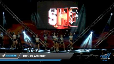 ICE - Blackout [2020 L6 International Open - NT - Coed Day 2] 2020 GLCC: The Showdown Grand Nationals