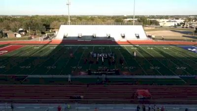 "Elkhart H.S. ""Elkhart TX"" at 2021 USBands Burleson Showcase"