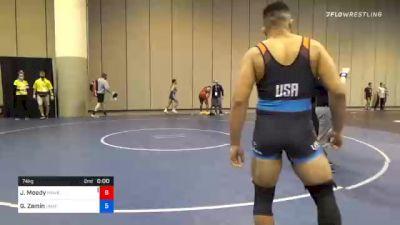 79 kg Consolation - Myles Wilson, Hawkeye Wrestling Club vs Dakota Howard, Southeast Regional Training Center, Inc