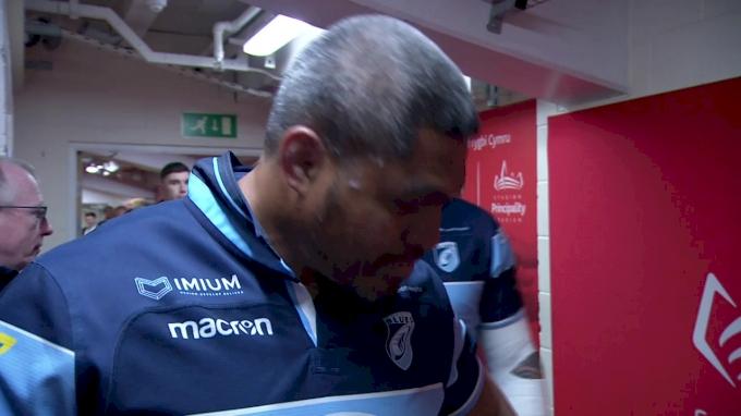 Guinness PRO14: Ospreys vs Cardiff Blues