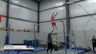Tyler Turner - Bars, Airborne Gymnastics Training Center - 2021 American Classic and Hopes Classic