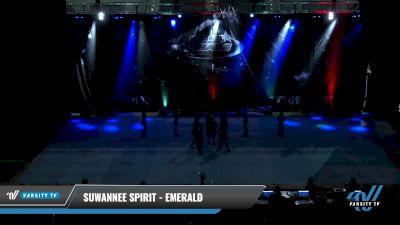 Suwannee Spirit - Emerald [2021 L2 Junior - Small - A Day 1] 2021 The U.S. Finals: Pensacola