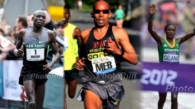 The 2012 New York City Marathon has been Canceled