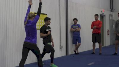 DAVE DURANTE | Handstand With Spotter