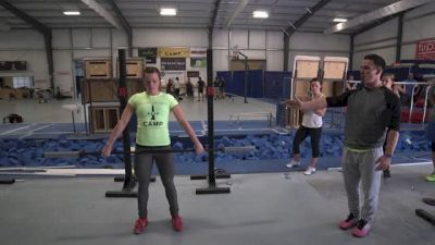 MIKE CERBUS | Jump Drill For Snatch Pulls