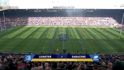 Heineken Champions Cup Final: Leinster vs Saracens