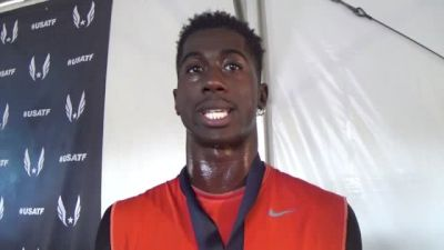 Marquis Dendy of Florida wins USA long jump title with third best collegiate jump in history