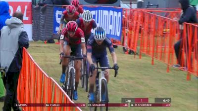 Replay: 2021 UCI Cyclocross World Cup - Fayetteville