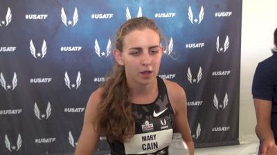 Mary Cain dishes on reason for her regular season troubles