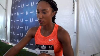 Brianna Rollins trouble executing in first round at USATF Championships