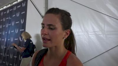 Ashley Higginson places 5th in stacked USA steeplehase