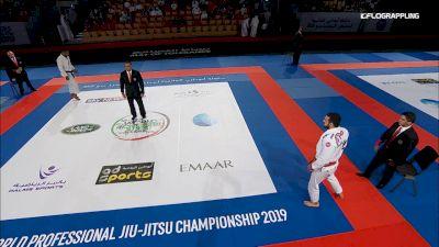 Arya Esfandmaz vs Walter Dos Santos Abu Dhabi World Professional Jiu-Jitsu Championship