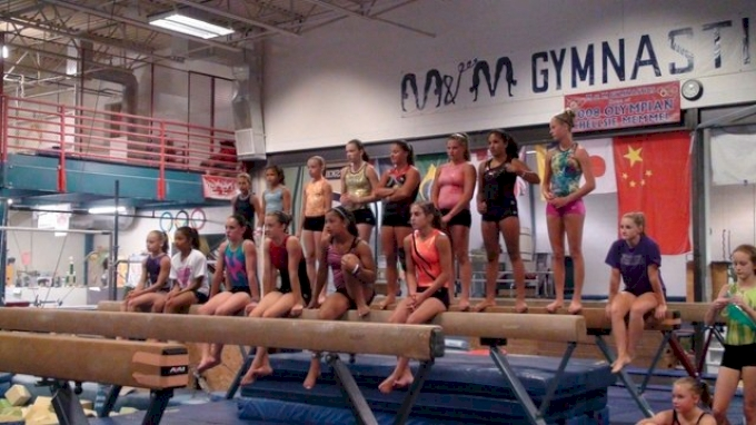 picture of M&M Gymnastics