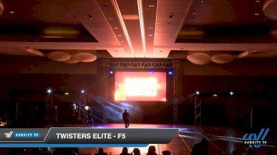 Twisters Elite - F5 [2020 Open Hip Hop Premier Day 1] 2020 GLCC: The Showdown Grand Nationals