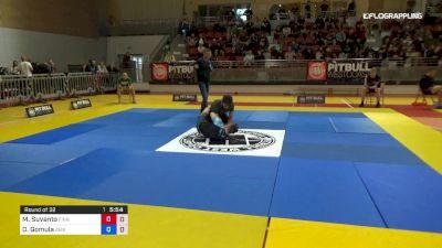 Miika Suvanto vs Dariusz Gomula 2019 2nd ADCC European Trials