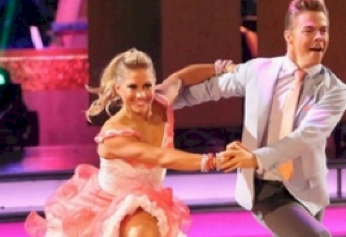 Shawn Johnson's Shocking Finish of Dancing with th