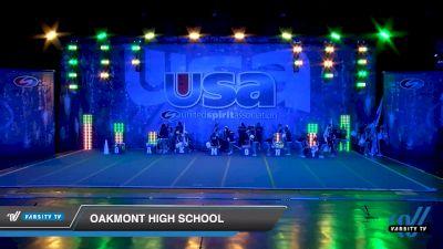 Oakmont High School [2020 Crowdleader™ Teams Day 2] 2020 USA Spirit Nationals