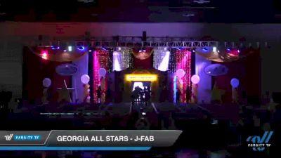 Georgia All Stars - J‐Fab [2020 L3 Junior ‐ D2 Day 1] 2020 All Star Challenge: Battle Under The Big Top