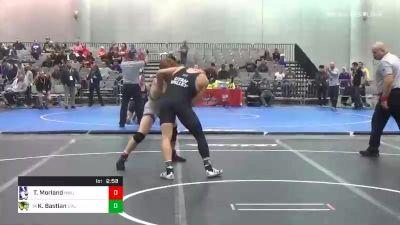 174 lbs Consolation - Tyler Morland, Northwestern vs Kimball Bastian, Utah Valley