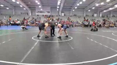 285 lbs Prelims - Frederick Retter, Grinders vs Chase Horne, Minion Legends