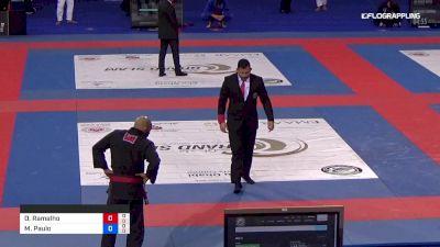 ADRIANO ARAUJO vs Antonio Silva 2019 Abu Dhabi Grand Slam Abu Dhabi