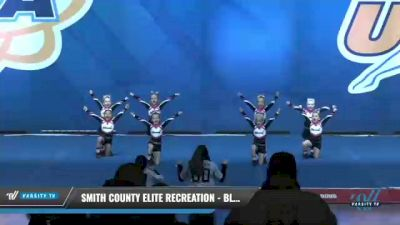 Smith County Elite Recreation - Bling [2020 L1 Performance Recreation - 6Y (NON) Day 1] 2020 UCA Smoky Mountain Championship