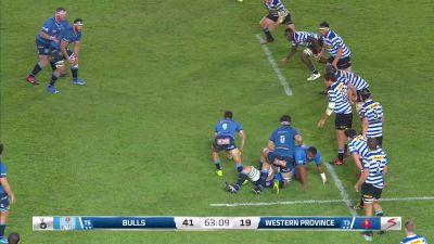 Replay: Blue Bulls vs Western Province | Sep 3