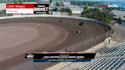 Full Replay - 2019 Western Midgets at Ventura Raceway