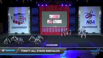 - Trinity All Stars Emeralds [2019 Youth 1 Day 1] 2019 NCA North Texas Classic