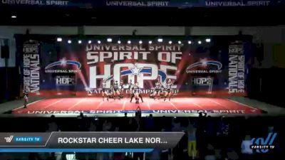 Rockstar Cheer - Van Halen [2021 Senior Coed Small 4 Day 2] 2021 Universal Spirit: Spirit of Hope National Championship