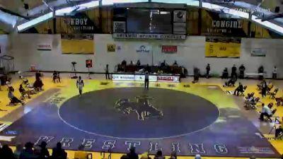 197 lbs Stephen Buchanan, Wyoming vs Kordell Norfleet, Arizona State