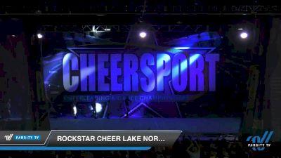 Rockstar Cheer - Lake Norman - Twisted Sister [2020 International Junior 3 Division A Day 2] 2020 CHEERSPORT National Cheerleading Championship