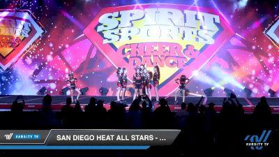 San Diego Heat All Stars - Blaze [2020 L1.1 Youth PREP Day 1] 2020 Spirit Sports: Duel In The Desert