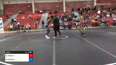 65 kg Prelims - Blake Haney, Washington vs We Rachal, Illinois Regional Training Center/Illini WC