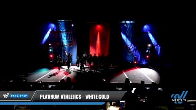 Platinum Athletics - White Gold [2021 L6 International Open Coed - NT Day 3] 2021 ASCS: Tournament of Champions & All Star Prep Nationals