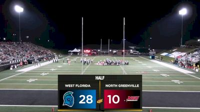 Replay: West Florida vs North Greenville | Oct 9 @ 7 PM