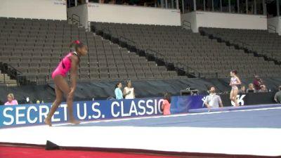 Shilese Jones Adds 1.5 To Full In, 2015 Secret U.S. Classic Podium Training