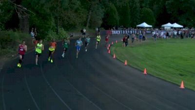 Men's 800 (Duane Solomon throws down 1:46 for the win)