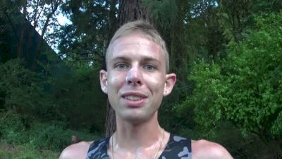 Galen Rupp disappointed with Throwdown mile performance, seeks to fine-tune ahead of Worlds