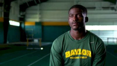 DRIVEN: Trayvon Bromell (Behind The Scenes)
