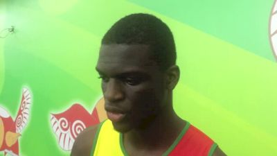 Kirani James grabs bronze in deepest 400 ever
