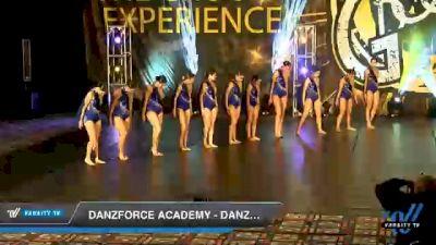 DanzForce Academy - Danzforce Sr Elite [2020 Senior - Contemporary/Lyrical - Small Day 1] 2020 Encore Championships: Houston DI & DII