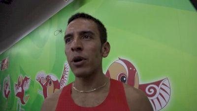 Leo Manzano confident in his kick heading into world champs final