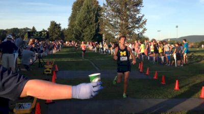 Syracuse's Colin Bennie claims Spiked Shoe Invitational Men's Race