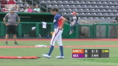 Full Replay - 2019 Chicago Bandits vs Canadian Wild - Game 1 | NPF - Chicago Bandits vs Canadian Wild - Game1 - Jun 22, 2019 at 4:11 PM CDT