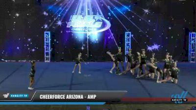 CheerForce Arizona - Amp [2021 L1 Youth - Small Day 2] 2021 The U.S. Finals: Phoenix