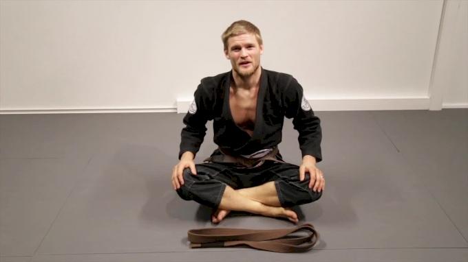 Yoga for BJJ: Essential Post-Training Stretch