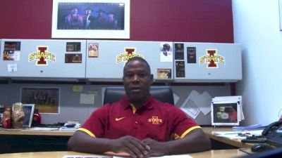 Kevin Jackson Believes The Cyclones Are Taking The Necessary Steps To Win